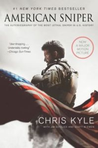 American Sniper by Chris Kyle cover