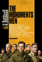 Monuments Men film poster