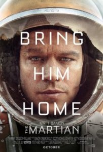 movie poster image of The Martian