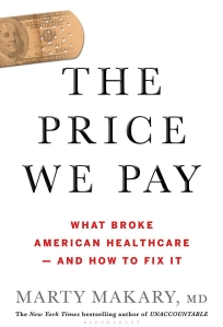 The price we pay book cover